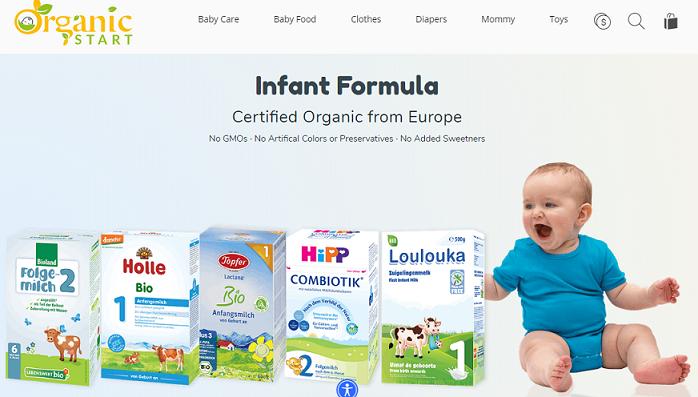 About Organic Start
