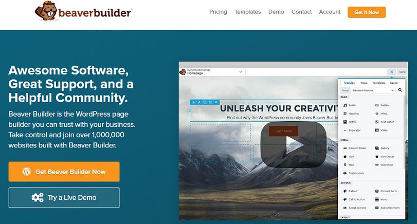 Beaver Builder Intro