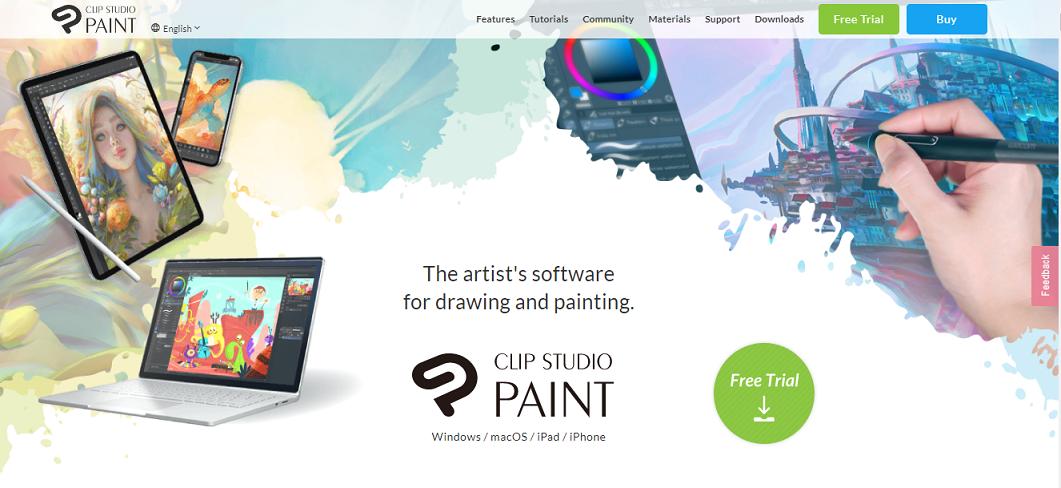 Clip Studio Paint Intro
