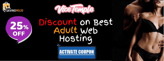 Adult web hosting coupon