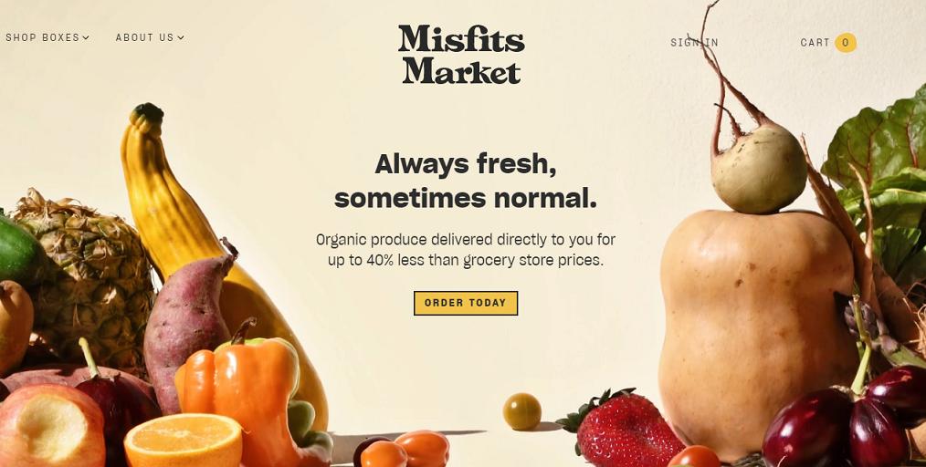 Misfits Market