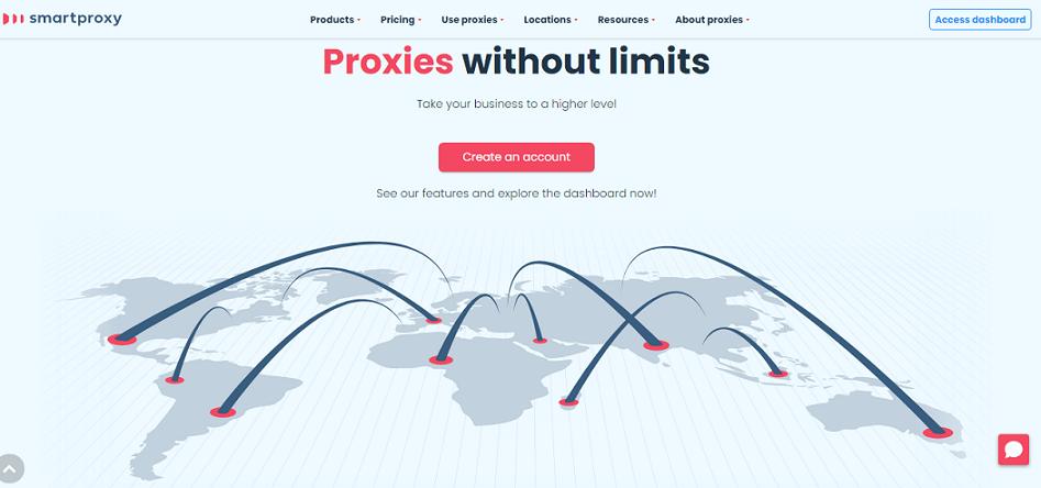 Smartproxy