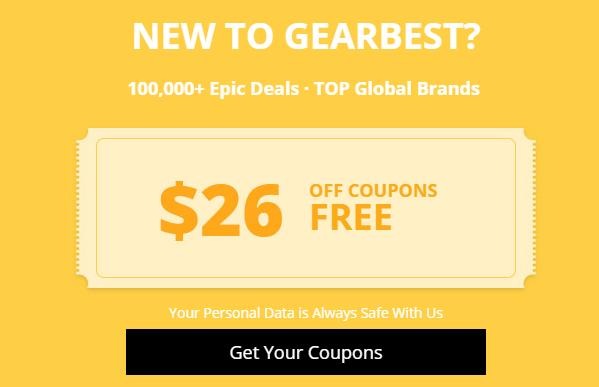 Gearbest Offer
