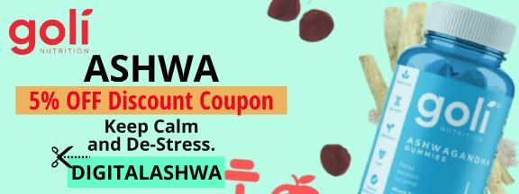 Goli Ashwa coupons
